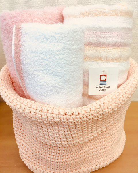母の日はおかあさんにタオルを贈ろう