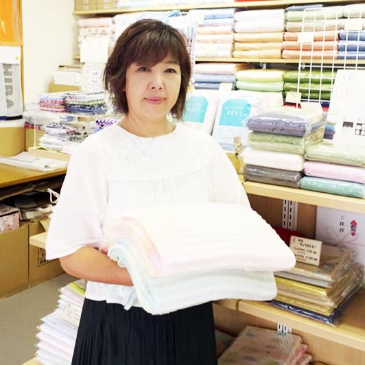 松竹タオル店ソムリエ・ブログ著者土屋プロフィール画像
