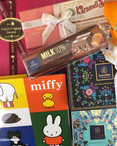 ちょこっとチョコレートのお話し  松竹タオル店